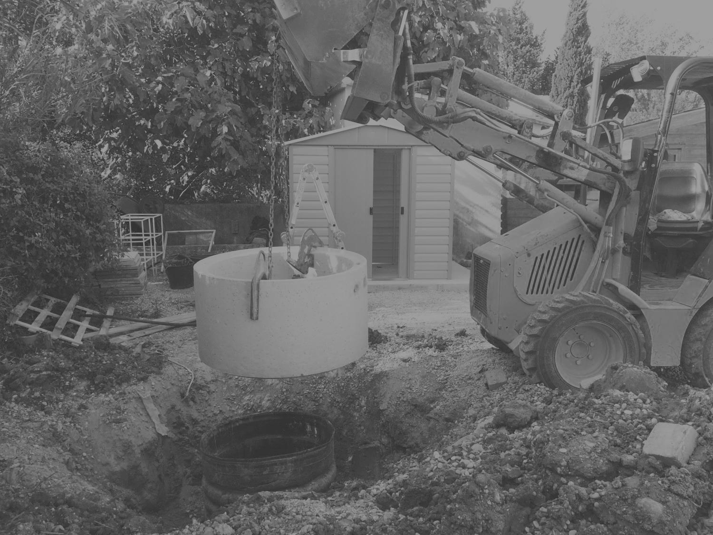 aménagement jardin bedoin